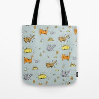 Dirty Animals Tote Bag