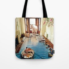 Is There A Prize at the End of All This Tote Bag
