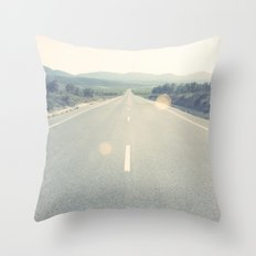roads I Throw Pillow