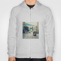 San Francisco Cable Car Hoody