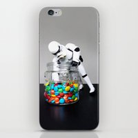 Busted! iPhone & iPod Skin