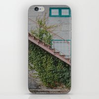Up the Stairs iPhone & iPod Skin
