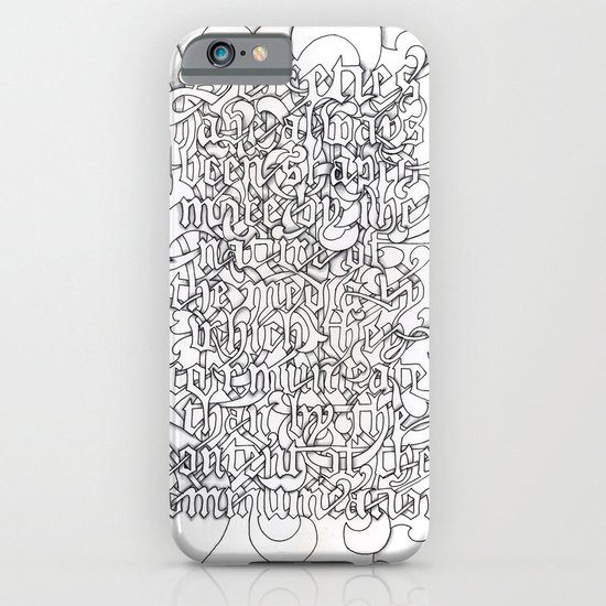 McLuhan iPhone & iPod Case