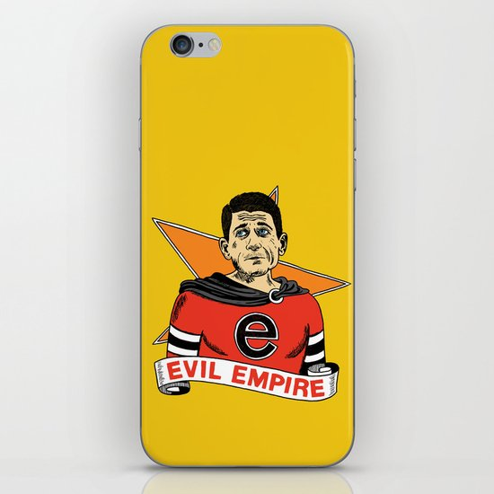 Ryan's Evil Empire iPhone & iPod Skin