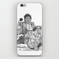 Texas Chainsaw Massacre 2 iPhone & iPod Skin