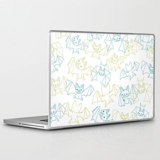 Bat Butts! Laptop & iPad Skin