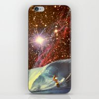 Surf Session iPhone & iPod Skin