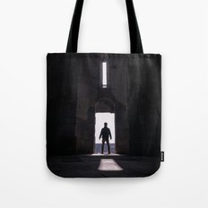 A new discovery Tote Bag