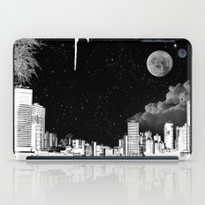 The city at night.. iPad Case