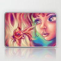 Magical Waters Laptop & iPad Skin