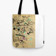 My Broken Dreams Tote Bag