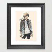 Independent Sunshine Framed Art Print