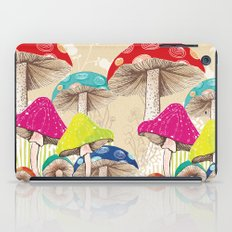 Magical Mushrooms iPad Case