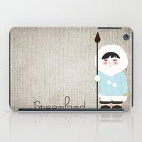 Eskimo iPad Case