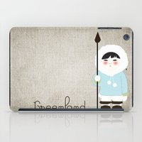 Eskimo iPad Case