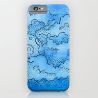 Baby Blue Dreamin iPhone 6 Slim Case