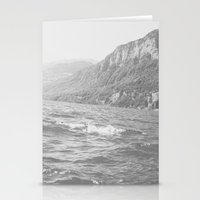 Wasser BW Stationery Cards