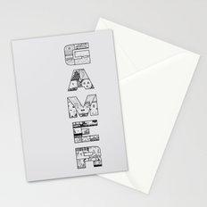Gamer 2 Stationery Cards