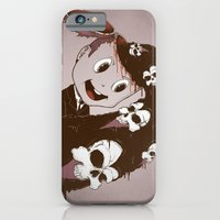 Head Spill iPhone 6 Slim Case