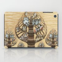 Owls Hotel iPad Case