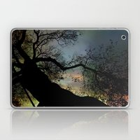 Night Fall by The Tree Laptop & iPad Skin