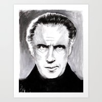 Me Who Has Commanded Nat… Art Print