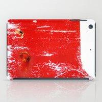 Scratches iPad Case