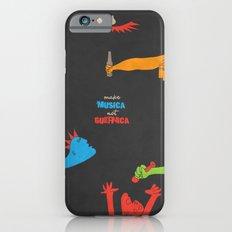 Make Musica Not Guernica Slim Case iPhone 6s