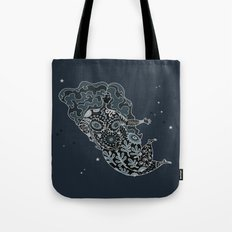 Night Mother Tote Bag