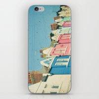 Rainbow Street iPhone & iPod Skin