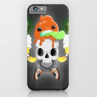 iPhone & iPod Case featuring Kash by 8 BOMB
