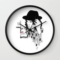 Jack White Cuts Like a Buffalo Wall Clock