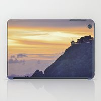 Sunset on the islands iPad Case