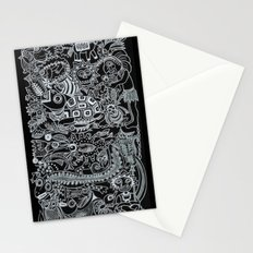 Ancient Figures II Stationery Cards