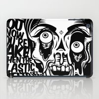You Know You're Fake. iPad Case