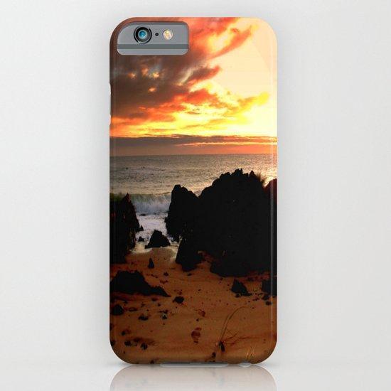 Ocean Sunrise iPhone & iPod Case