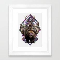 ▲NANUK▲ Framed Art Print