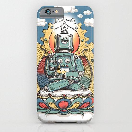 Buddha Bot v6  iPhone & iPod Case