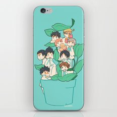 Haikyuu!! Aobajousai Team iPhone & iPod Skin