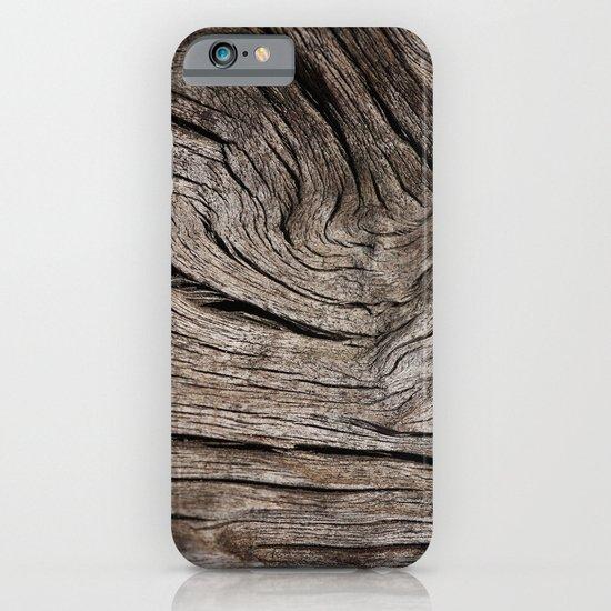 Wood VII iPhone & iPod Case