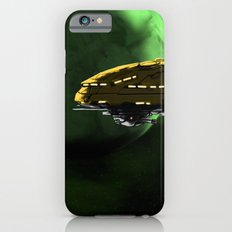Comman Spaceship in Orbit Slim Case iPhone 6s