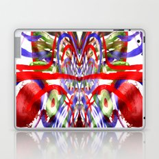 Color and lines in space Laptop & iPad Skin