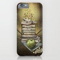 Read Books iPhone 6 Slim Case