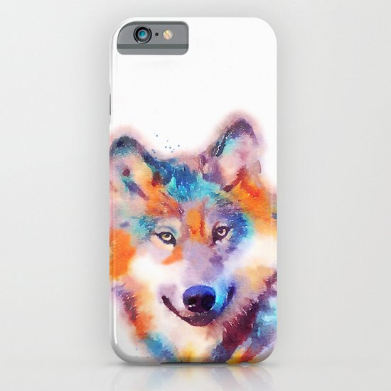 The Faithful - Wolf iPhone & iPod Case