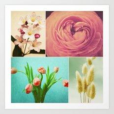 Dreamy Spring Art Print