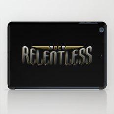 Be Relentless iPad Case