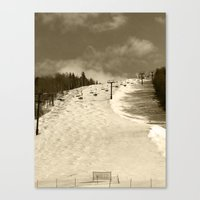 Superstar Killington Vermont Canvas Print