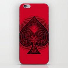 Lucky Spade iPhone & iPod Skin