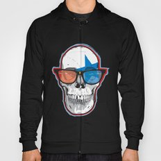 The 3D Star Punk Hoody
