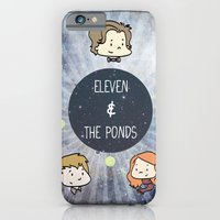 Doctor Who: Eleven And T… iPhone 6 Slim Case